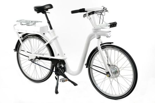 Gobike Copenhagen electric bike share program