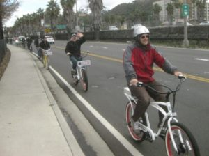 Electric bikes = More people riding bikes, more often!