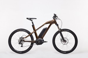 GRACE MX II Trail electric bike