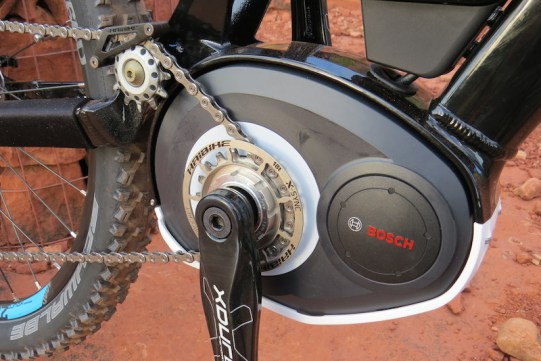 Electric bike mid drive guide electric bike report for Mid motor electric bike
