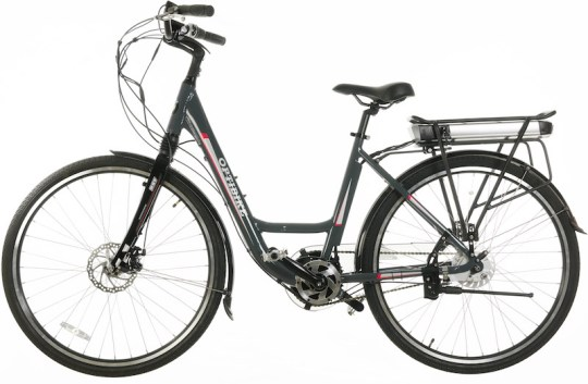 Optibike Pioneer Citi electric bike