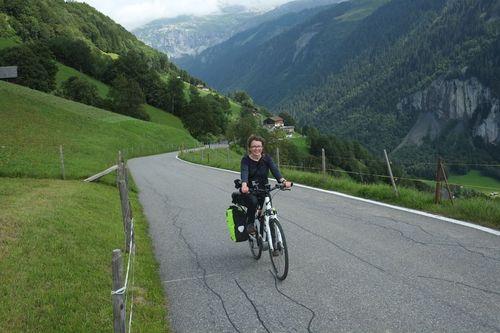 electric bike tour eurobike karen climbing