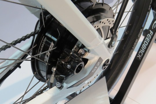 Stromer ST2 electric bike motor