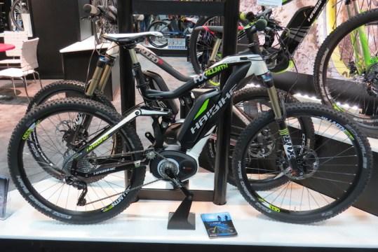 haibike all mtn rx electric bike