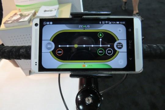 zehus smartphone app