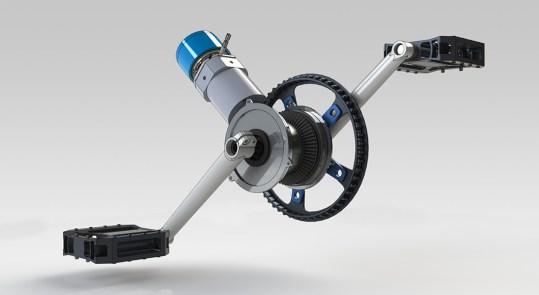 Freeflow-mid-drive-electric-bike-system