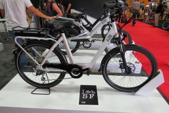a2b ferber electic bike