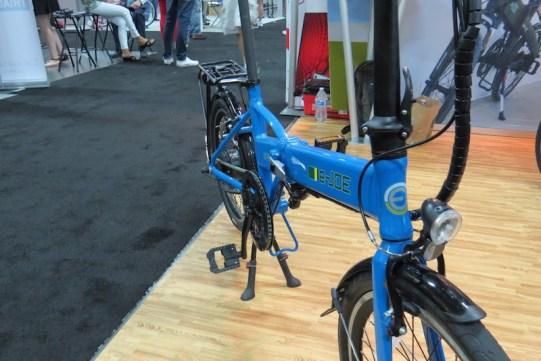ejoe epik lite folding electric bike frame