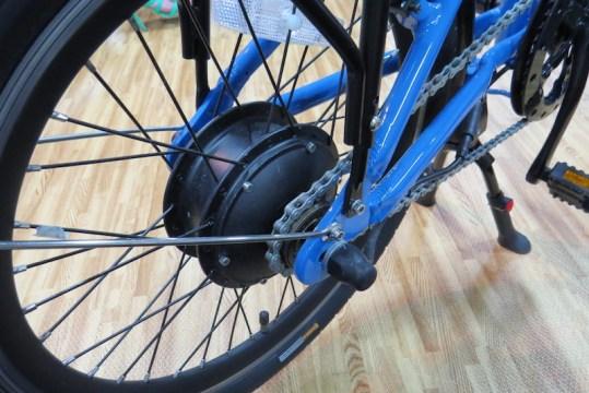 ejoe epik lite folding electric bike motor