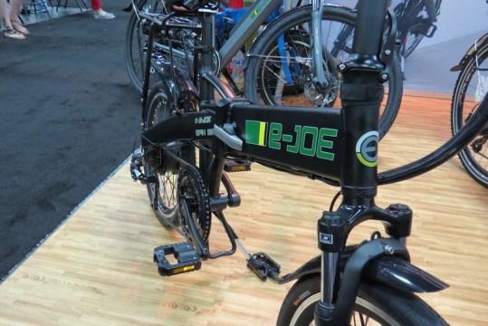 ejoe epik se folding electric bike frame