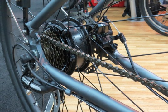 ejoe koda electric bike motor