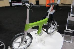 mando footloose electric bike side