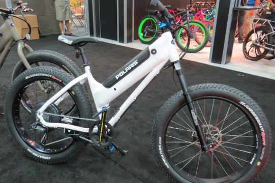 Polaris Nordic EV506 electric bike