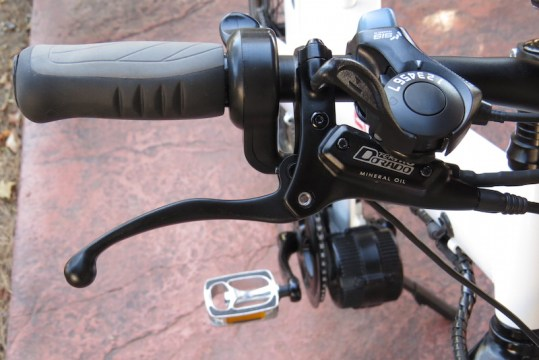 energie cycles 26td brake lever