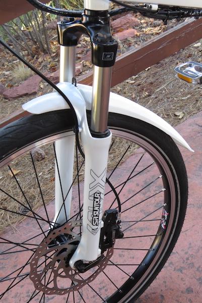 energie cycles 26td suspension fork