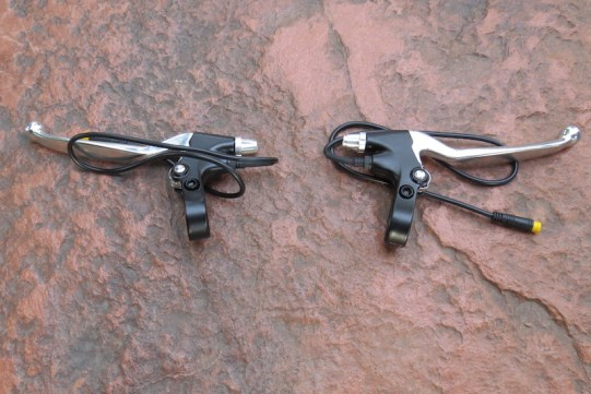 Dillenger Bafang brake levers