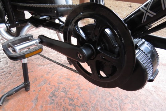 Dillenger Bafang chainring