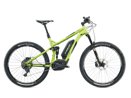 Trek Powerfly FS+ electric mountain bike