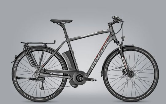 focus aventura electric bike