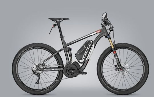 focus thron 27r electric bike