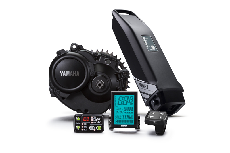 Yamaha mid drive