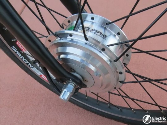 IZIP Compact front hub motor