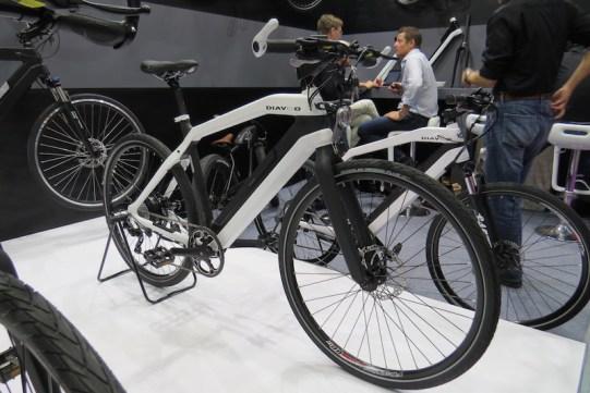 diavelo carbon electric bike
