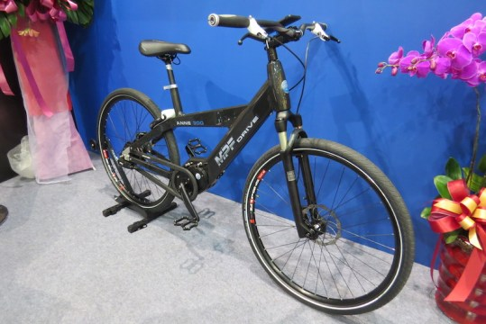 visiobike electric bike