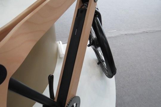 wood protanium electric bike battery