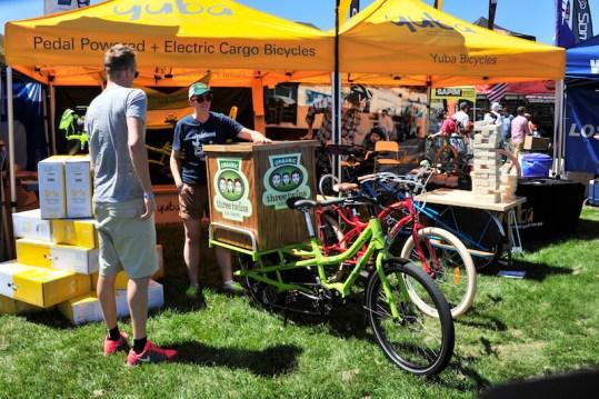 Spicy Curry e cargo bike