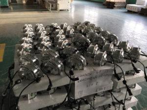 bafang motors production
