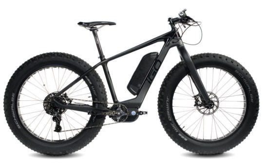 go fat carbon electric bike