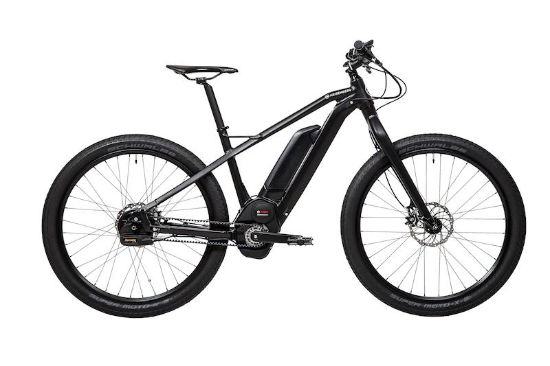 Heisenburg electric bike XD1_Urban 1