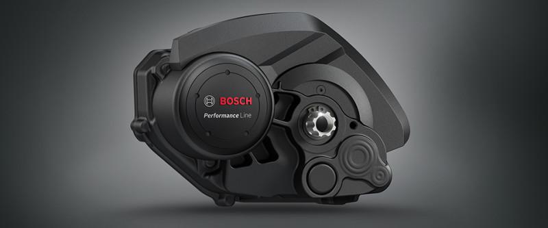 Bosch cx mid drive motor