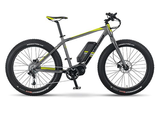 IZIP E3 Sumo electric fat bike