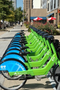Birmingham electric bike share 2