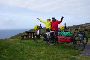 e bike cycle tourists 1