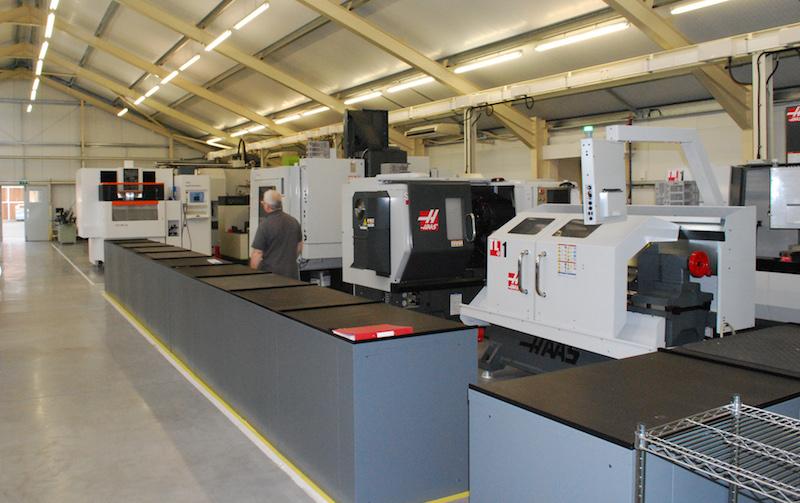ARCC turning CNC machines etc