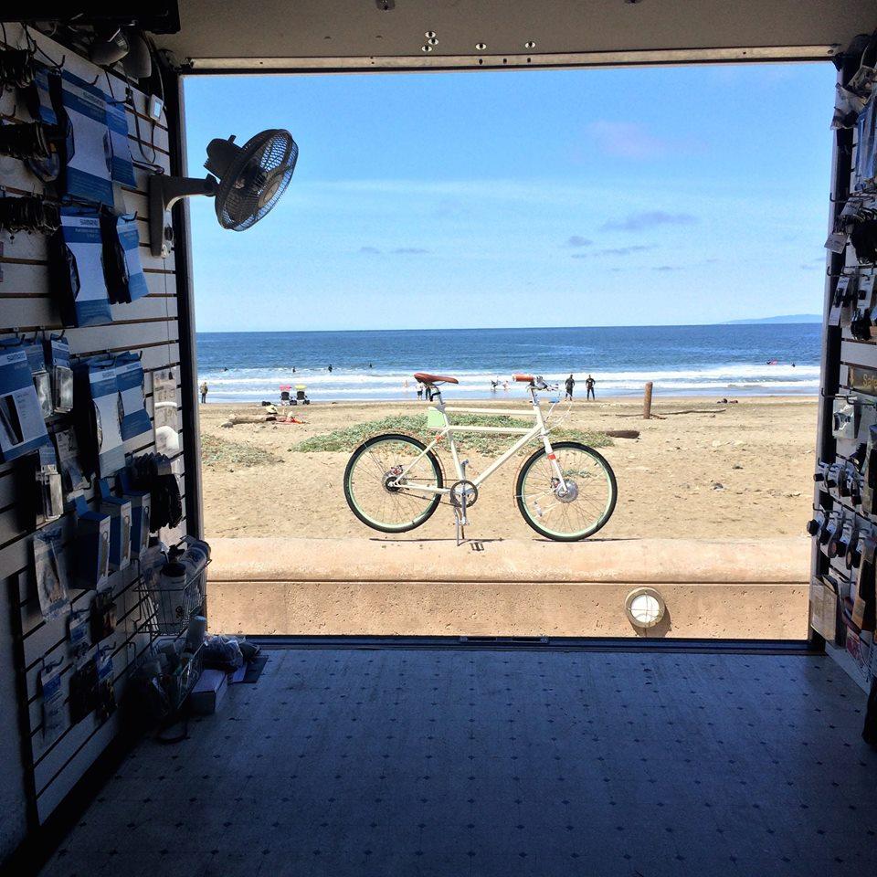beeline mobile bike shop faraday
