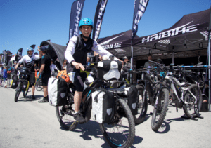 Sand-to-Snow E-Bike Tour kicks off