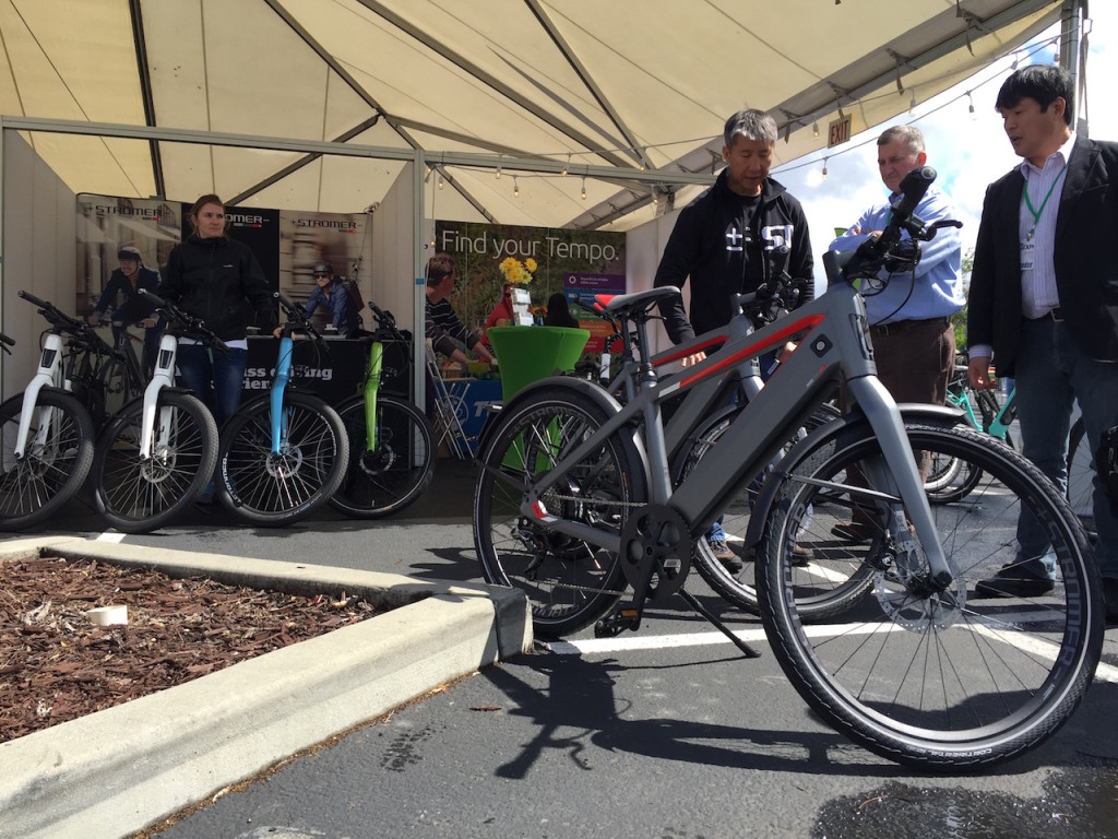 elecric bike expo palo alto 14