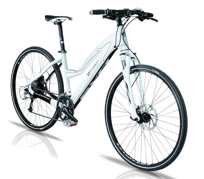 Easy Motion Jet electric bike