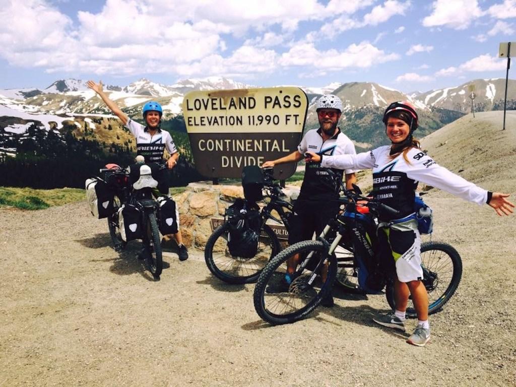 Pedelec Adventures Loveland Pass