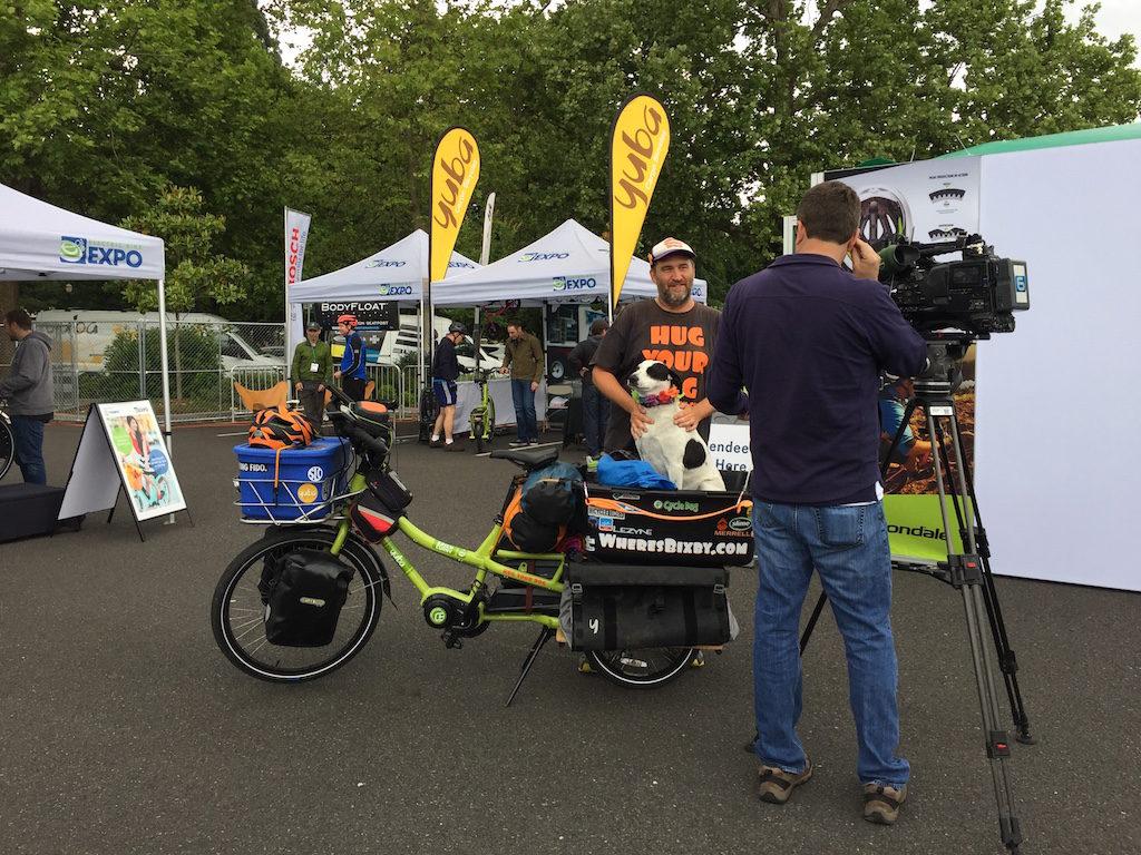 Portland Electric Bike Expo 16