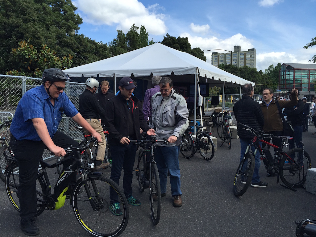 Portland Electric Bike Expo 3