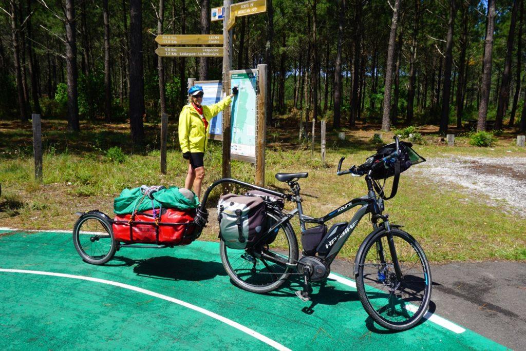 ebike cycle tourists 6
