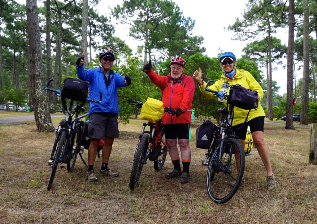 ebike cycle tourists 7