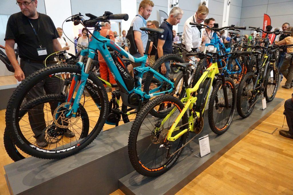 Haibike 2017 electric bikes