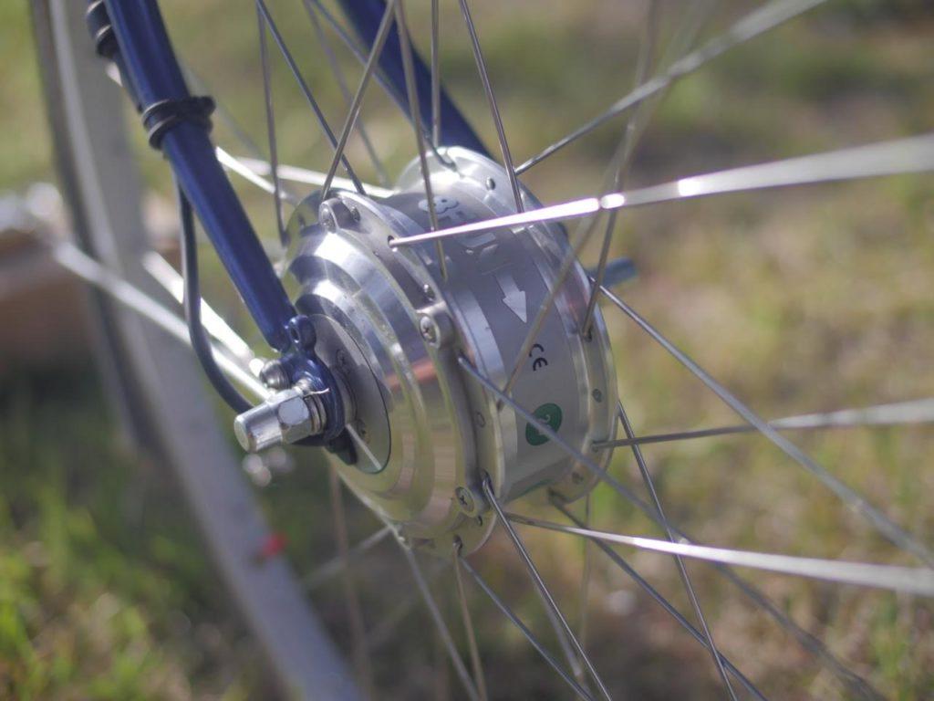 Leed 250 watt electric bike kit review motor