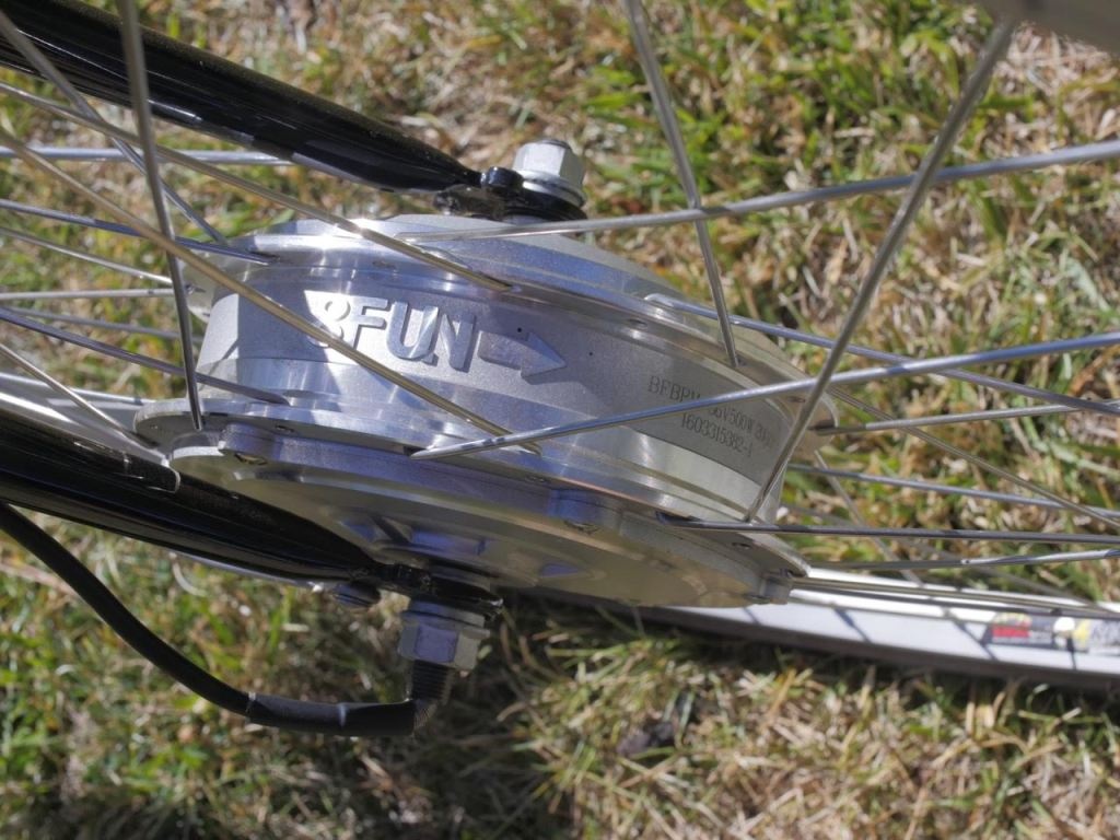Leed 500 watt electric bike kit review motor